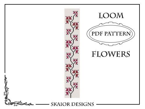 1134 best images about Beading loom on Pinterest