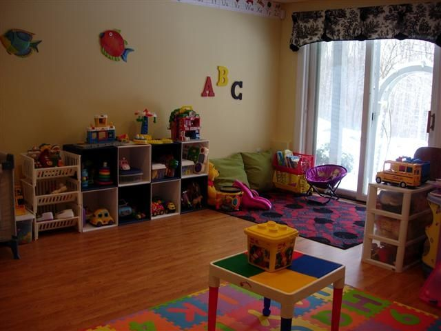 In Home Daycare Setup - Google Search