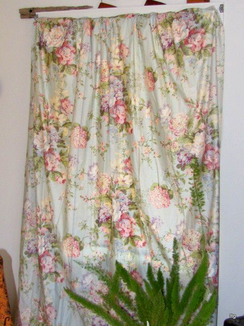 The 25 Best Ideas About Waverly Curtains On Pinterest Diy