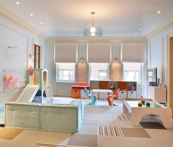 25 best ideas about Modern playroom on Pinterest