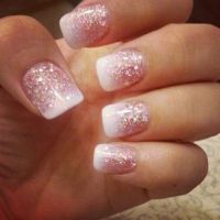 25+ best ideas about French tip nails on Pinterest ...