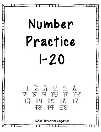 114 best images about Pre K: Skills-Number Recognition on