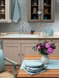 17 Best ideas about Duck Egg Blue Kitchen on Pinterest ...