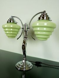 25+ best ideas about Art Deco Lamps on Pinterest