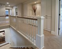Edina Cape Cod open at top of stairs | Remodel | Pinterest ...