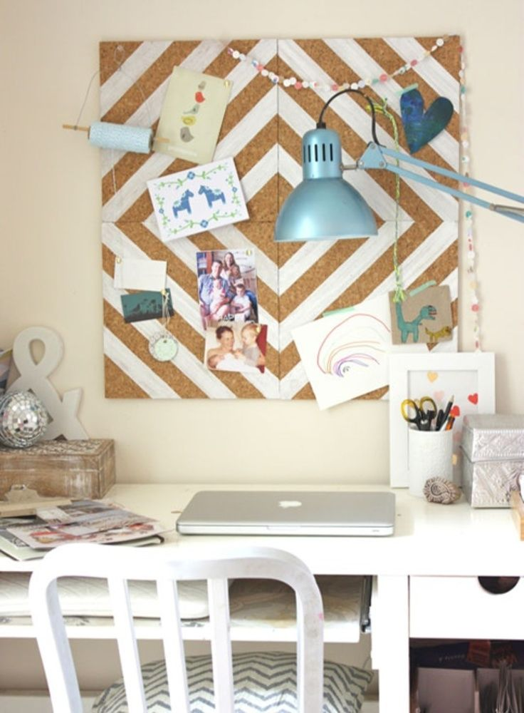 17 Best ideas about Decorate Corkboard on Pinterest  Diy memo board Framing fabric and Framed