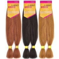 OUTRE Synthetic Hair Braids Kanekalon Jumbo Braid | Braids ...