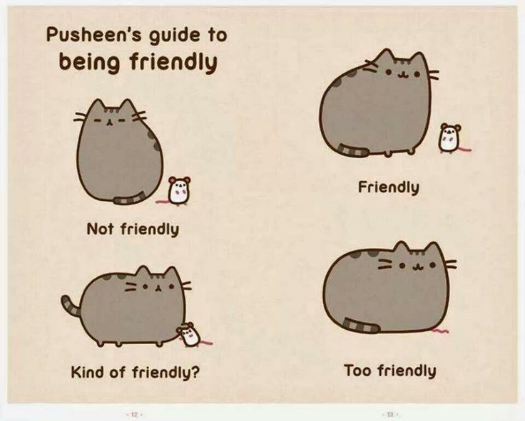 382 Best Pusheen The Cat Images On Pinterest