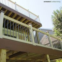 1000+ images about Deck railing and porch railing design ...