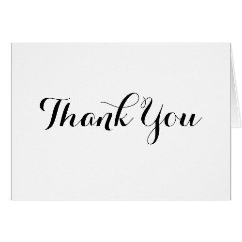 1000+ ideas about Thank You Card Template on Pinterest