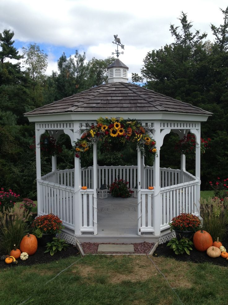 25 best ideas about Gazebo Wedding Decorations on Pinterest  Gazebo decorations Wedding