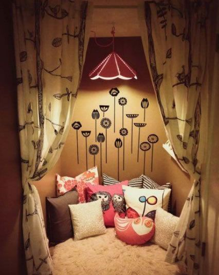 10 reading nooks for your children This isnt just for