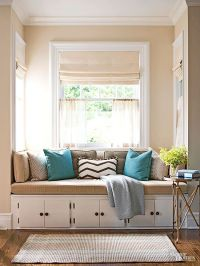 Bump Out Window Seat - WoodWorking Projects & Plans