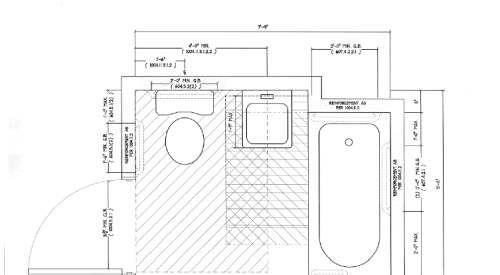 ADA Compliant Bathroom Floor Plan Find ADA Bathroom