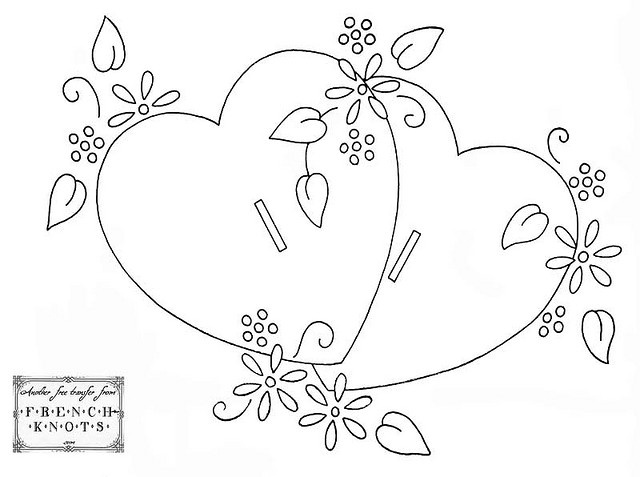 274 best images about Coloring: Valentine's Day on
