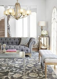 1000+ ideas about Gray Living Rooms on Pinterest   Yellow ...