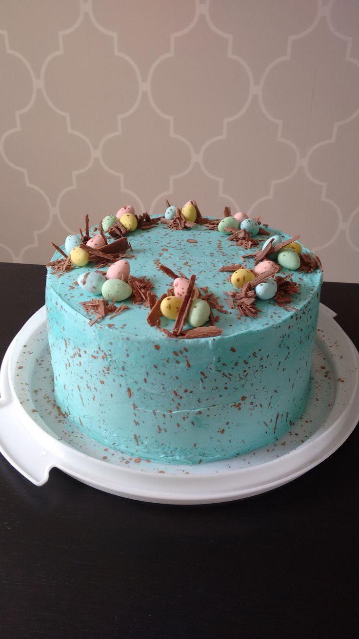Easter Cakes Recipes Ideas
