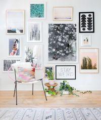 25+ best Bohemian wall art ideas on Pinterest | Cute ...
