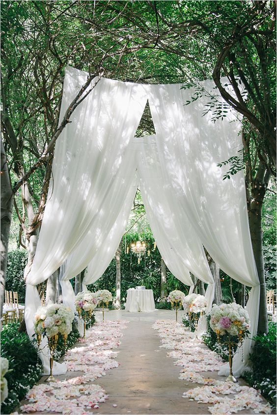 25 Best Ideas About Outdoor Wedding Ceremonies On Pinterest