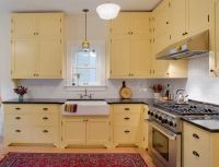 25+ Best Ideas about Yellow Cabinets on Pinterest | Yellow ...