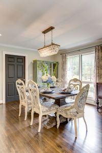 Dining Room, pottery barn clarissa chandelier | House Reno ...