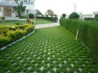 Flooring. Modern Outdoor Fresh Landscaping Design