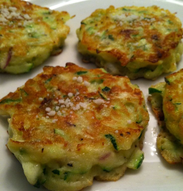 zucchini fritters diaries ina garten pancakes old recipes