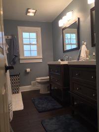 25+ best ideas about Blue Bathroom Paint on Pinterest