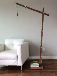 Best 20+ Wood Floor Lamp ideas on Pinterest | Wooden floor ...