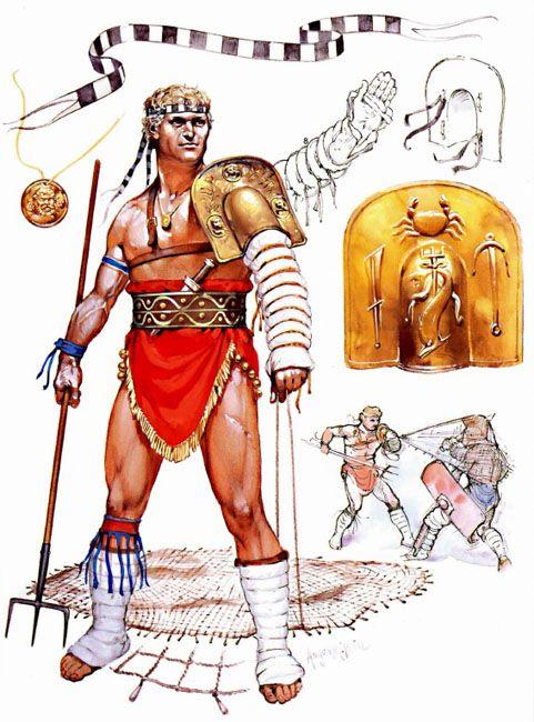 Les Différents Types De Gladiateurs : différents, types, gladiateurs, Auriez-vous, Document, Types, Gladiateurs
