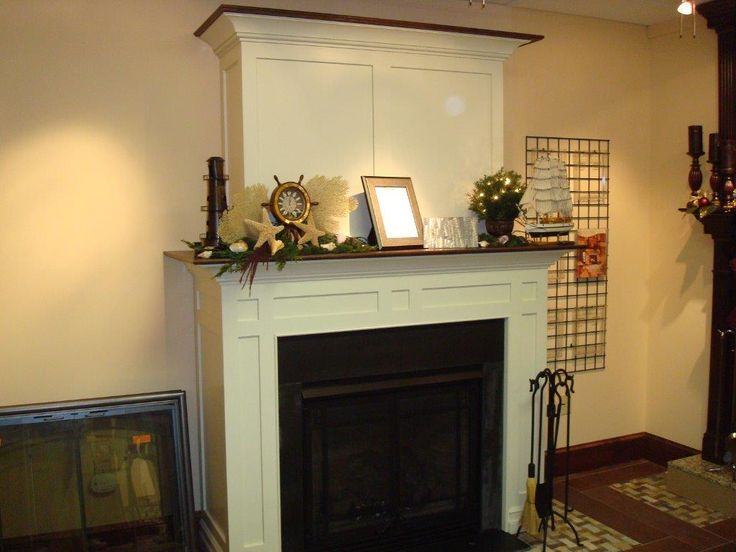31 best images about Fireplace Mantels on Pinterest