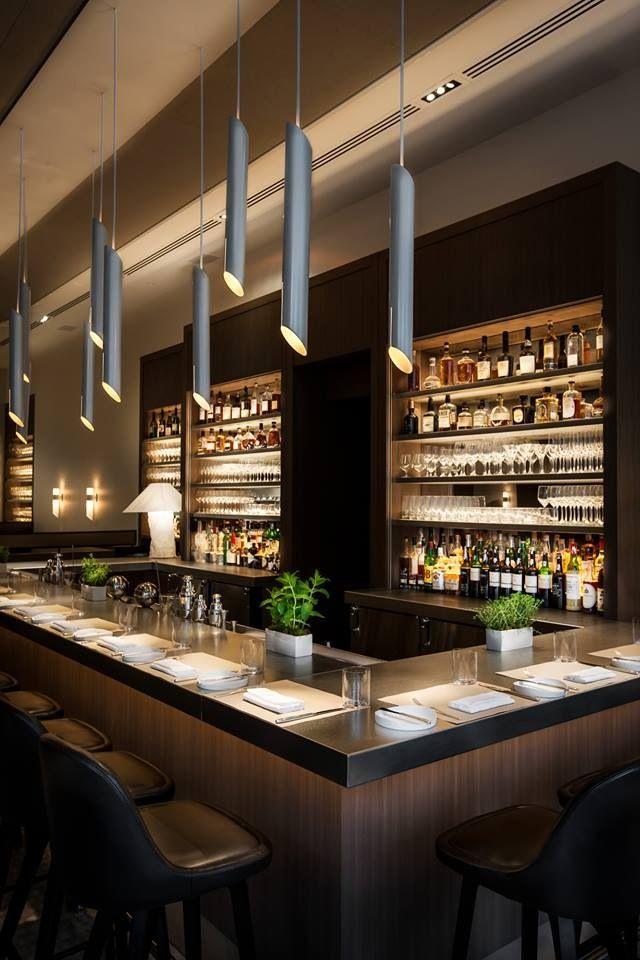 25 best ideas about Modern bar on Pinterest  Cafe bar
