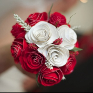 49 best images about Wedding duct tape flowers on