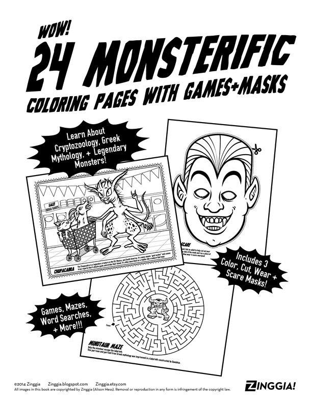 monster legends halloween recipes