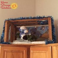 1000+ ideas about Above Kitchen Cabinets on Pinterest ...