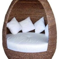 Outdoor Pod Chair X Back Chairs Igloo Wicker | In The Garden Pinterest Chairs, And ...