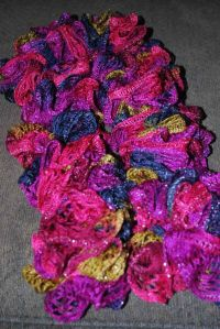 Best 25+ Sashay Scarf ideas on Pinterest | Sashay crochet ...