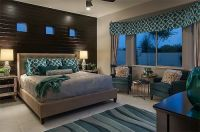 Teal and grey bedroom idea | For the home.. | Pinterest ...