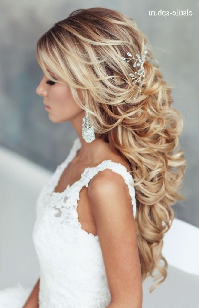 17 Best ideas about Loose Wedding Hairstyles on Pinterest