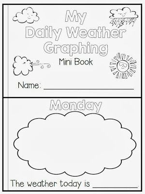25+ best ideas about First Grade Weather on Pinterest