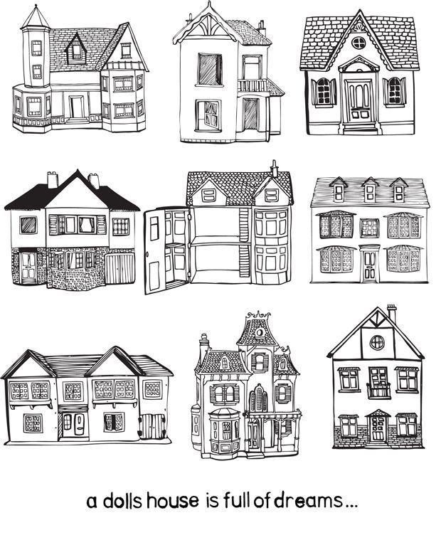 25+ best ideas about House Illustration on Pinterest