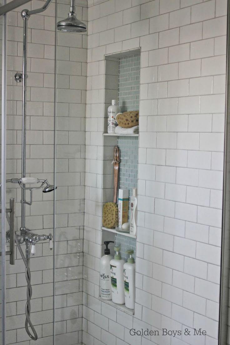 Best 25+ Shower niche ideas on Pinterest