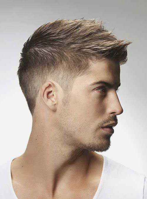 25 Best Ideas About Short Male Haircuts On Pinterest Men's