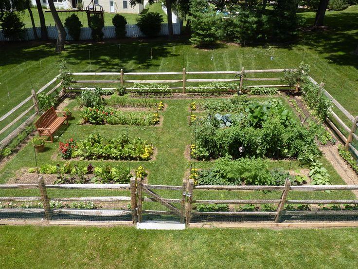 17 Best Ideas About Vegetable Garden Fences On Pinterest Fence