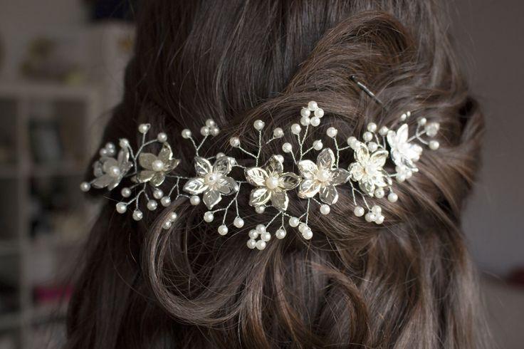 Best 20+ Floral Headband Wedding Ideas On Pinterest