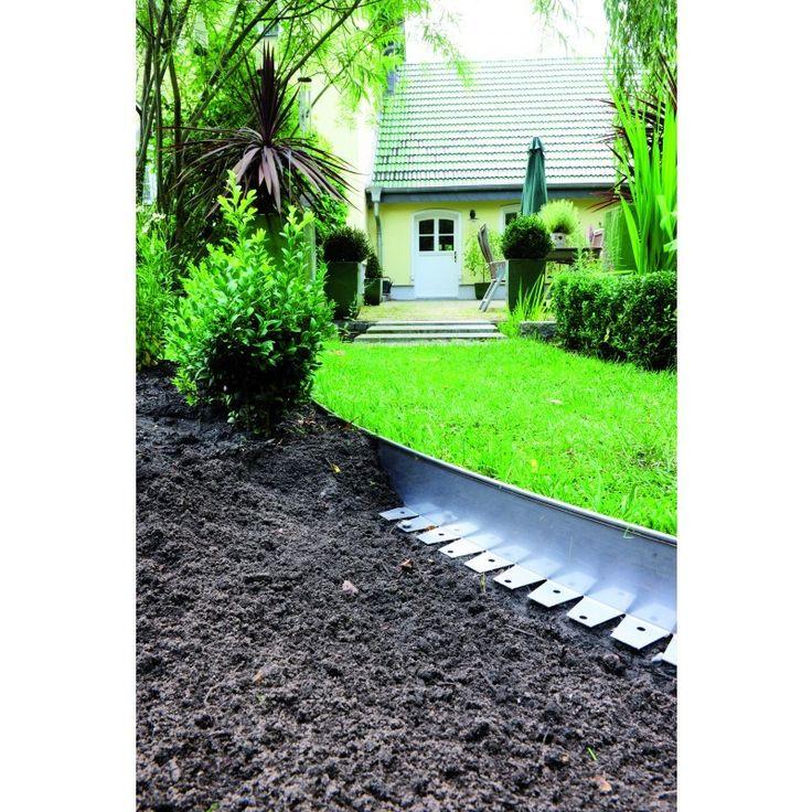 s gartengestaltung pflege landschaftsbau beeteinfassung metall, Garten und erstellen