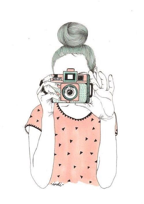25 beste ideen over Camera Tekening op Pinterest  Tekenen Camera kunst en Retro knutselideen