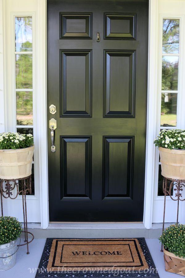 Best 20+ Painting Front Doors ideas on Pinterest