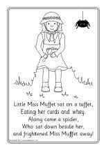 Little miss and Colouring sheets on Pinterest
