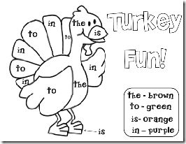 86 best images about Kindergarten--Thanksgiving on